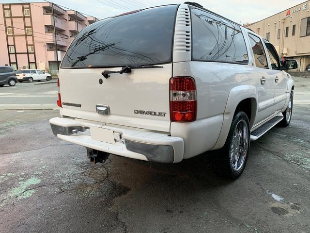 「シボレー」「シボレー サバーバン」「SUV・クロカン」「熊本県」の中古車8