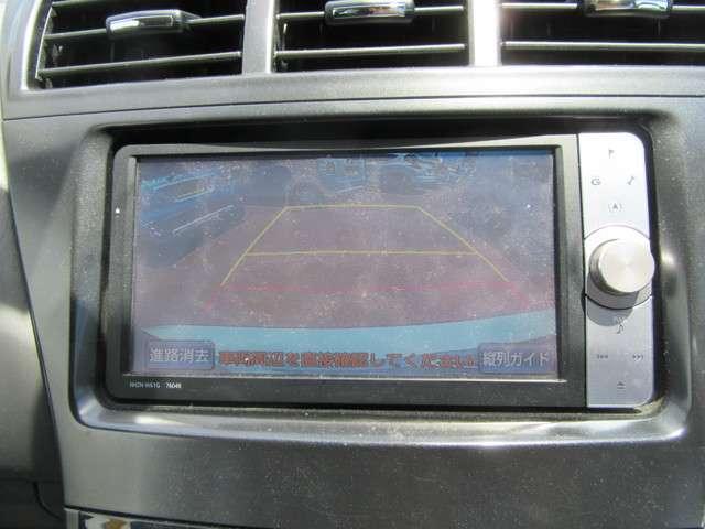 トヨタ プリウスアルファ S ナビ TV スマートキー
