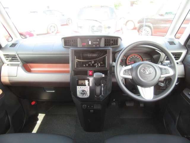 トヨタ ルーミー G S 両側電動ドア・シートヒーター・スマートアシストII