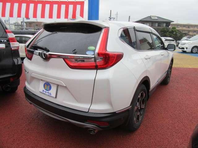 「ホンダ」「CR-V」「SUV・クロカン」「熊本県」の中古車2