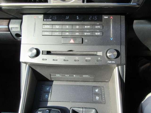 IS200t バージョンL ナビ12セグ ブルーレイ バックモニター HID LEDフォグランプ Cセンサー シートヒーター(7枚目)