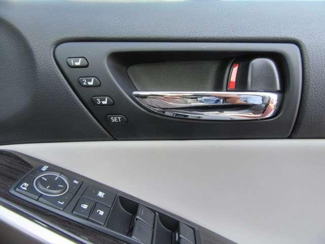 IS200t バージョンL ナビ12セグ ブルーレイ バックモニター HID LEDフォグランプ Cセンサー シートヒーター(8枚目)