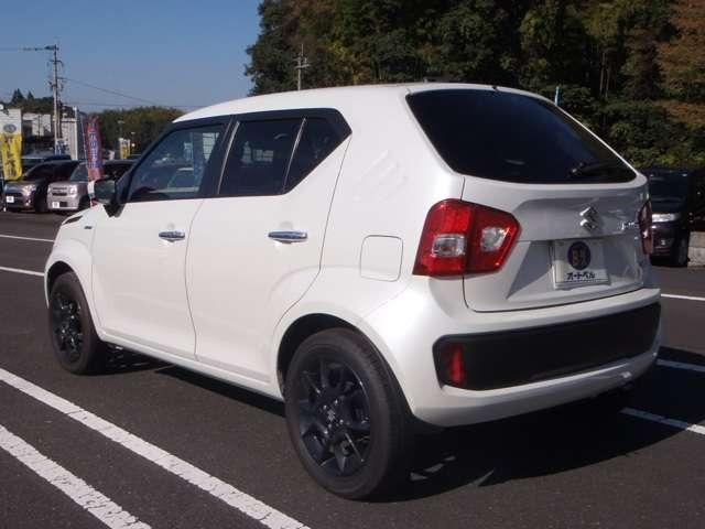 「スズキ」「イグニス」「SUV・クロカン」「熊本県」の中古車2