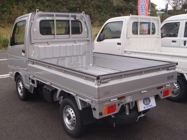 KCエアコン・パワステ農繁仕様 3方開 4WD DCBS(2枚目)