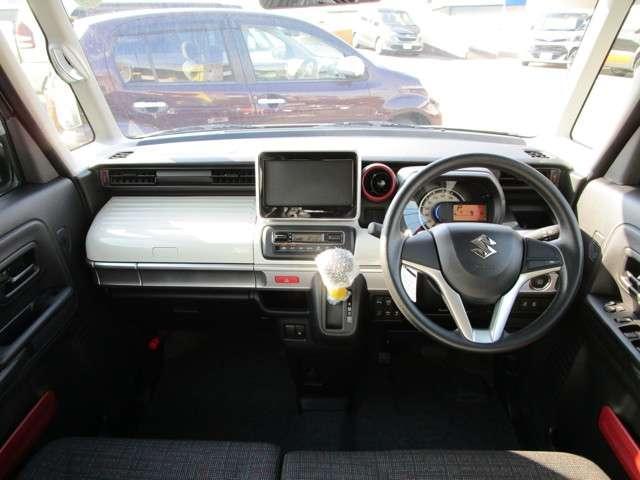 ハイブリッドX 内装ブラック LEDヘッドライト 両側電動スライドドア シートヒーター(3枚目)