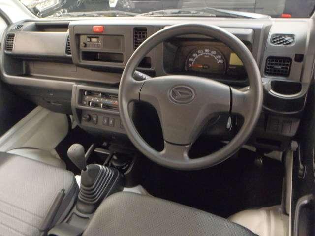 スタンダードSAIIIt 3方開 4WD ABS LEDヘッドライト(3枚目)