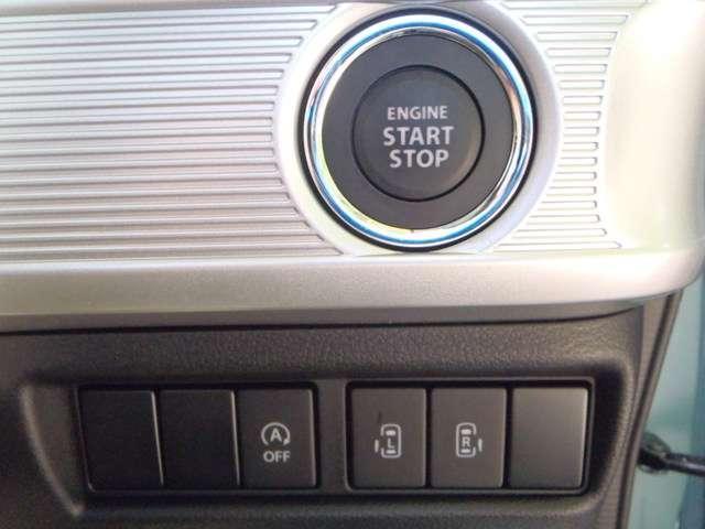 ハイブリッドXZ スズキSS 全M 2トーン 両側電動スライドドア リアパーキングセンサー シートヒーター(4枚目)