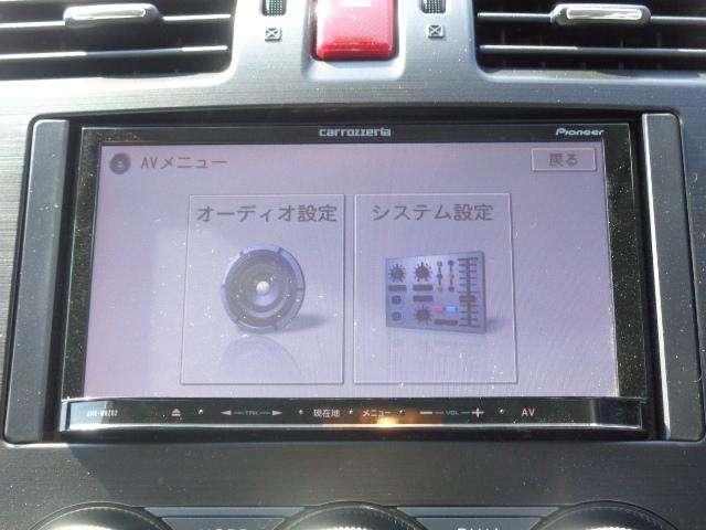 スバル インプレッサXVハイブリッド 2.0i-L アイサイト 4WD ナビ