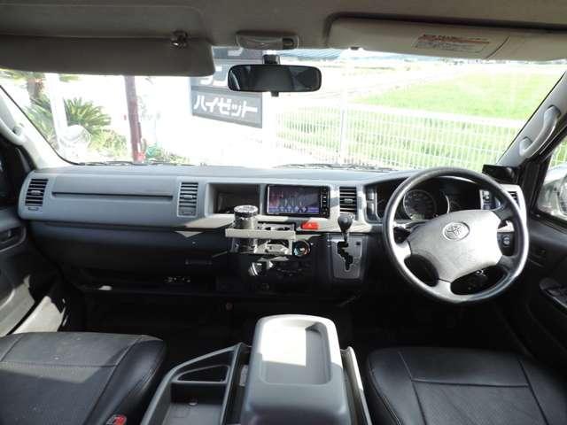トヨタ ハイエースワゴン GL ナビ フルセグTV Bカメラ