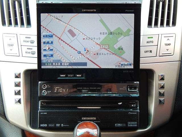 240G Lパッケージ HDDナビ ETC 1オーナー 黒革(11枚目)