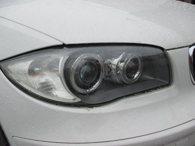 BMW BMW 116i 下取車 バッテリー新品交換渡
