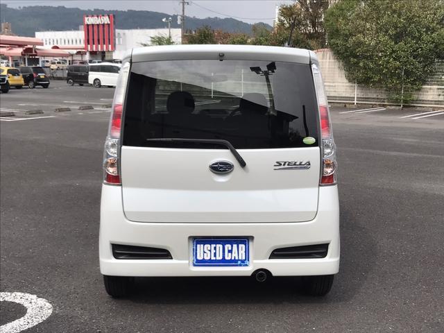 「スバル」「ステラ」「コンパクトカー」「鹿児島県」の中古車6