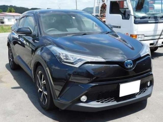 「トヨタ」「C-HR」「SUV・クロカン」「熊本県」の中古車2