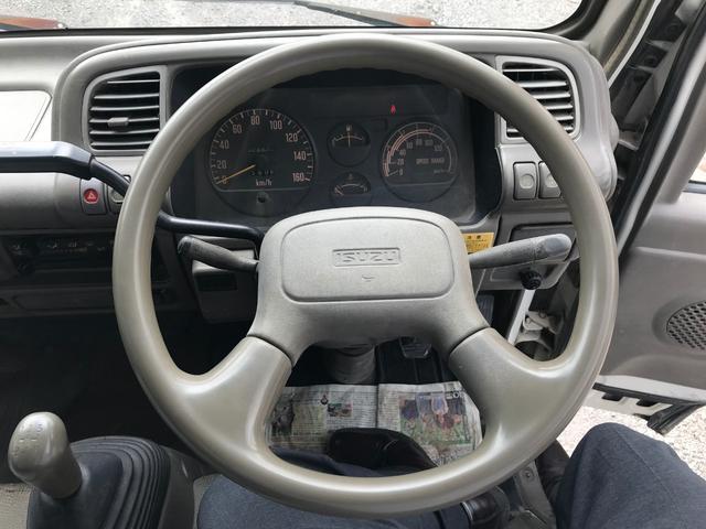 4WD 1.5t 平ボディ ディーゼル 5速マニュアル車(20枚目)