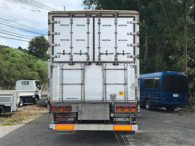 十輪家畜運搬車 ディーゼル 7速マニュアル車(20枚目)