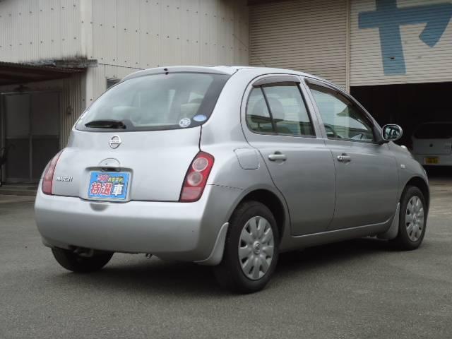 日産 マーチ 12c インテリジェントキー CVT 禁煙車
