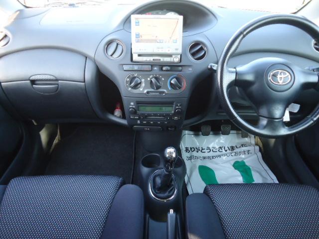 RS 5速マニュアル 禁煙車 DVDナビ 車検整備付き(10枚目)