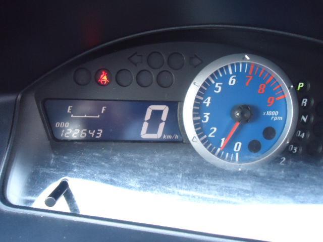 三菱 eKスポーツ Rターボ 社外アルミ HIDヘッドライト