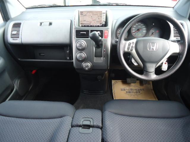 ホンダ モビリオスパイク W HDDナビアクティブエディション HIDヘッドライト