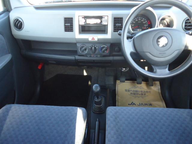 スズキ ワゴンR FA5速マニュアル リモコンキー