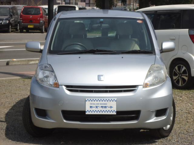 トヨタ パッソ X 禁煙車 リモコンキー 電格ドアミラー