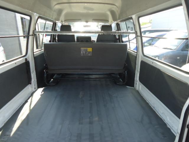 三菱 デリカバン DX 1000kg Wタイヤ 高床