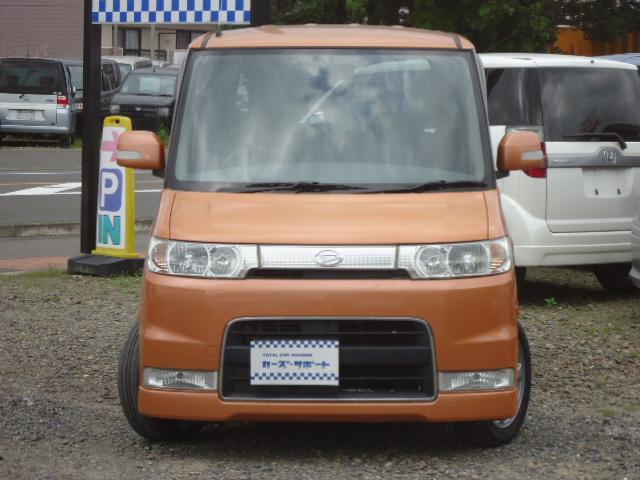カスタムX リモコンキー HIDライト 車検整備付き(2枚目)