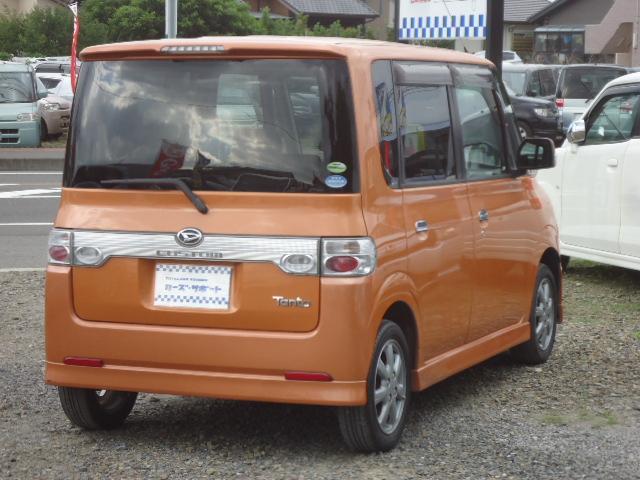 カスタムX リモコンキー HIDライト 車検整備付き(6枚目)
