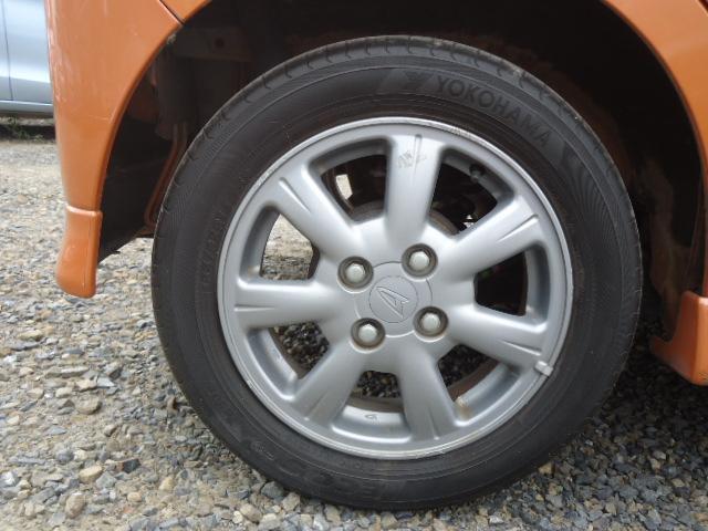 カスタムX リモコンキー HIDライト 車検整備付き(9枚目)