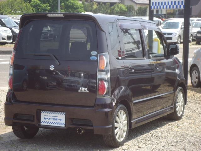 RR-DI ターボ HIDヘッドライト リモコンキー 14インチアルミ CDオーディオ ベンチシート(7枚目)
