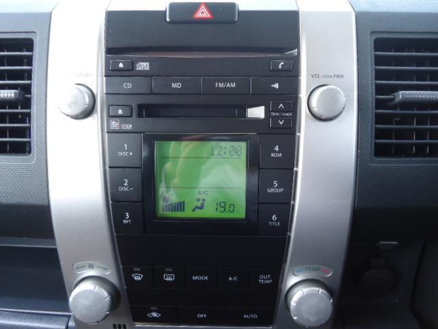 RR-DI ターボ HIDヘッドライト リモコンキー 14インチアルミ CDオーディオ ベンチシート(12枚目)