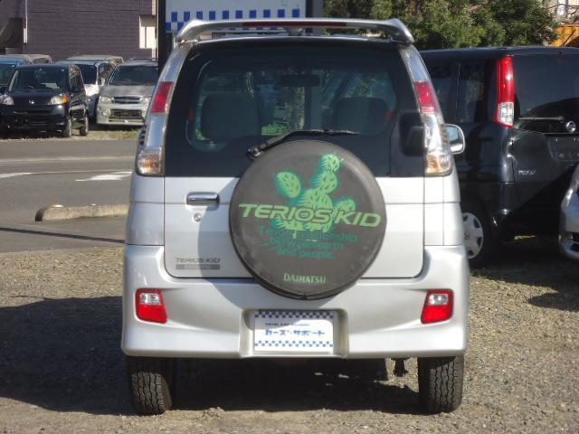 カスタムL 禁煙車 リモコンキー 走行45000km 車検令和4年9月 背面タイヤ 15インチアルミホイール ターボ車 CDオーディオ(6枚目)