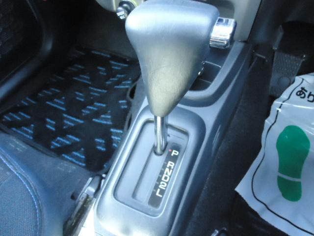 カスタムL 禁煙車 リモコンキー 走行45000km 車検令和4年9月 背面タイヤ 15インチアルミホイール ターボ車 CDオーディオ(13枚目)