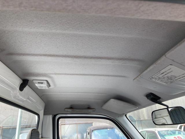 SDX 4WD エアコン 5速マニュアル車 三方開 作業灯(22枚目)