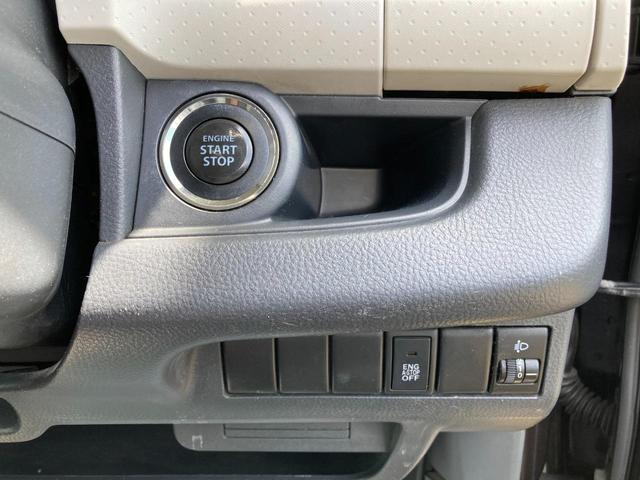 S アイドリングストップ エンジンプッシュスタート アイドリングストップ スマートキー CDオーディオヘッドライトレベライザー 社外14インチアルミホイール(29枚目)