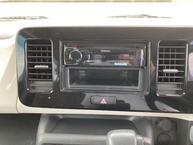 S アイドリングストップ エンジンプッシュスタート アイドリングストップ スマートキー CDオーディオヘッドライトレベライザー 社外14インチアルミホイール(32枚目)