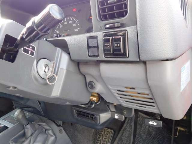 SXワイド ディーゼルターボ 4WD 純正アルミホイール(15枚目)