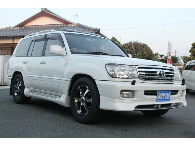 「トヨタ」「ランドクルーザー100」「SUV・クロカン」「熊本県」の中古車2