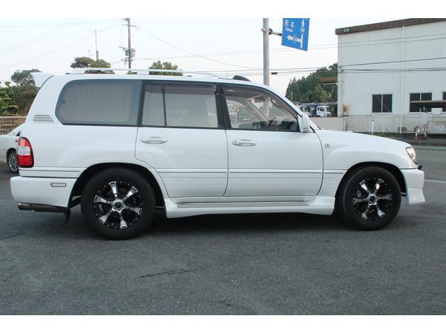 「トヨタ」「ランドクルーザー100」「SUV・クロカン」「熊本県」の中古車3