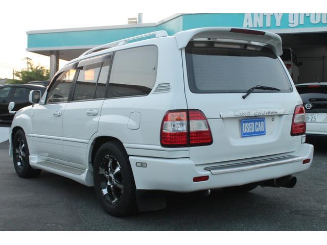 「トヨタ」「ランドクルーザー100」「SUV・クロカン」「熊本県」の中古車6
