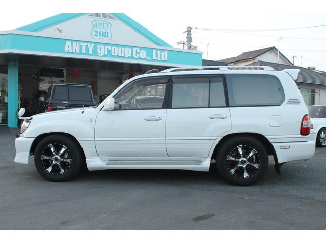 「トヨタ」「ランドクルーザー100」「SUV・クロカン」「熊本県」の中古車7