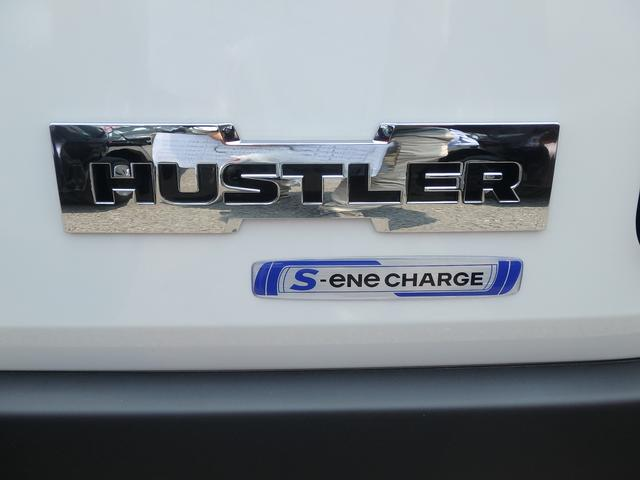 スズキ ハスラー X スマートキー HID レーダーブレーキサポート