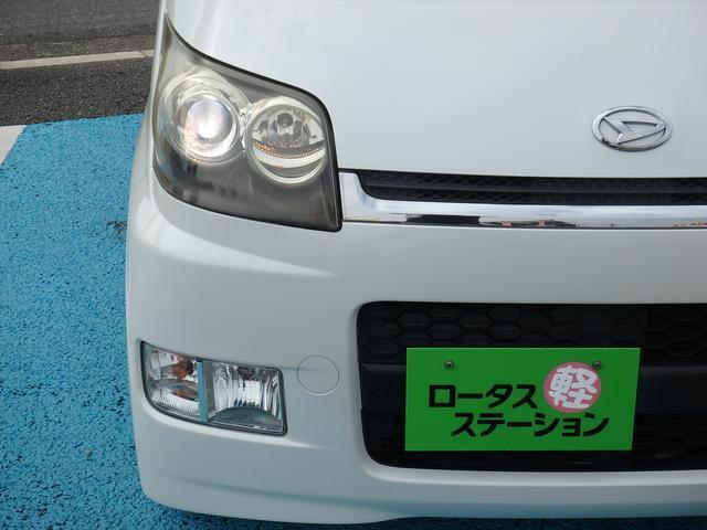 ダイハツ ムーヴ カスタム XC エディション 4WD ナビ TV DVD