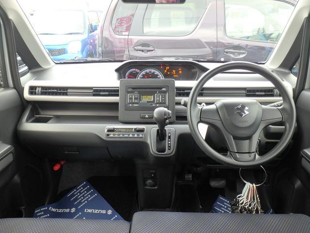 スズキ ワゴンR ハイブリッドFX アイドリングストップ キーレス