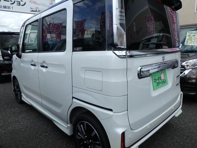 「スズキ」「スペーシアカスタム」「コンパクトカー」「熊本県」の中古車44
