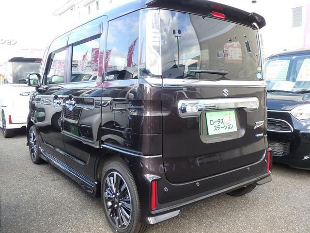 「スズキ」「スペーシアカスタム」「コンパクトカー」「熊本県」の中古車4
