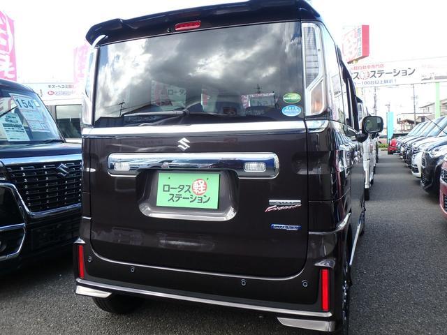 「スズキ」「スペーシアカスタム」「コンパクトカー」「熊本県」の中古車5