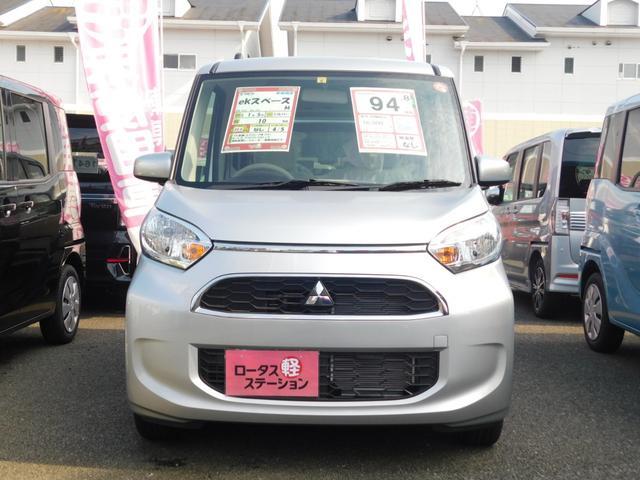 「三菱」「eKスペース」「コンパクトカー」「熊本県」の中古車3