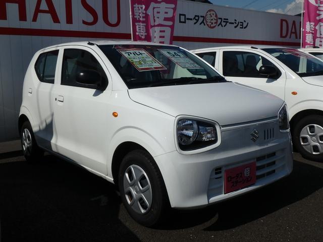 「スズキ」「アルト」「軽自動車」「熊本県」の中古車3