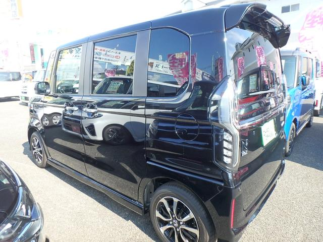 「ホンダ」「N-BOXカスタム」「コンパクトカー」「熊本県」の中古車4